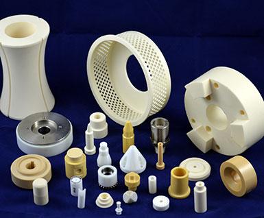 Hard-processed Ceramics